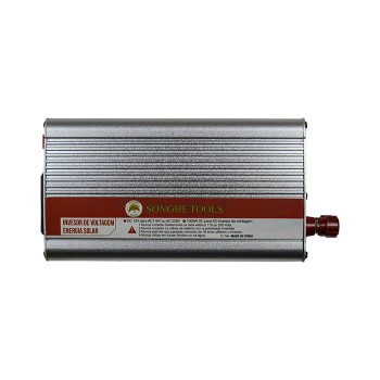 INVERSOR DE VOLTAGE AUTOMOTIVO-SOLAR 1000W  12VDC PARA